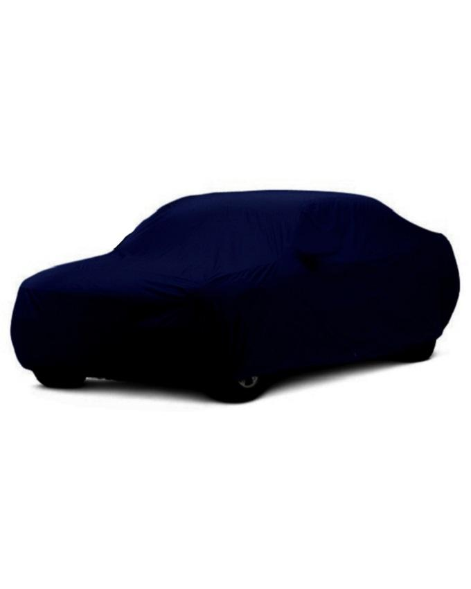 Scratch Resistant,Dust and Waterproof PVC Car Body Cover For Corolla & Honda 2000-2016 - Blue