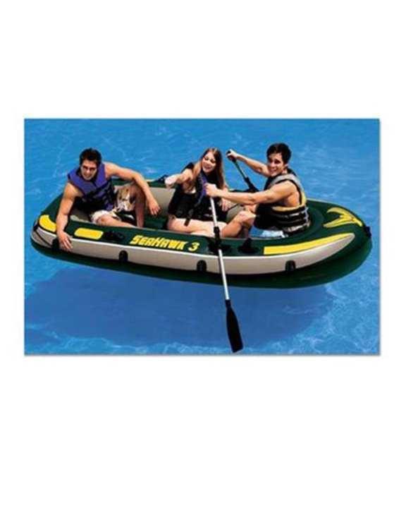 Intex Seahawk Inflatable Boat Set