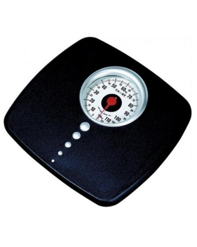 Weight Scale - Black