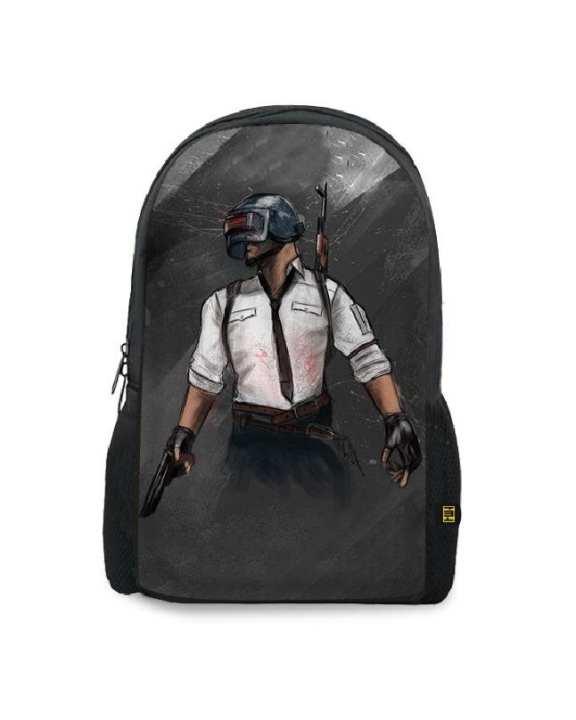 pubg printed backpacks