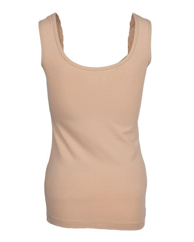 Camisole Collection Skin Cotton Lace Floret Camisole for Women