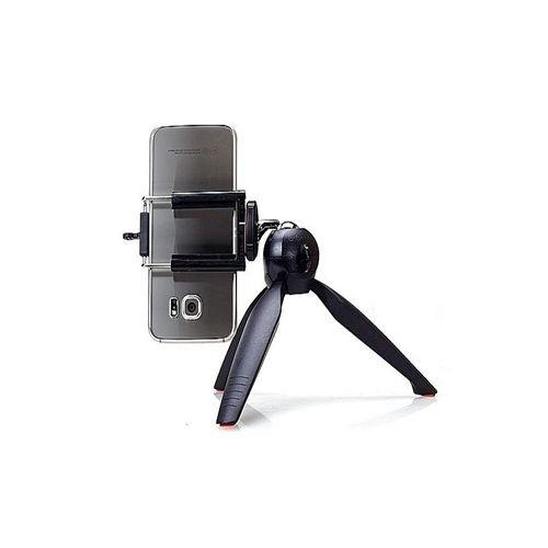 Mini Tripod Stand & Stabilizer Gimbal For Mobiles & Dslr Camera With Phone Holder Clip &
