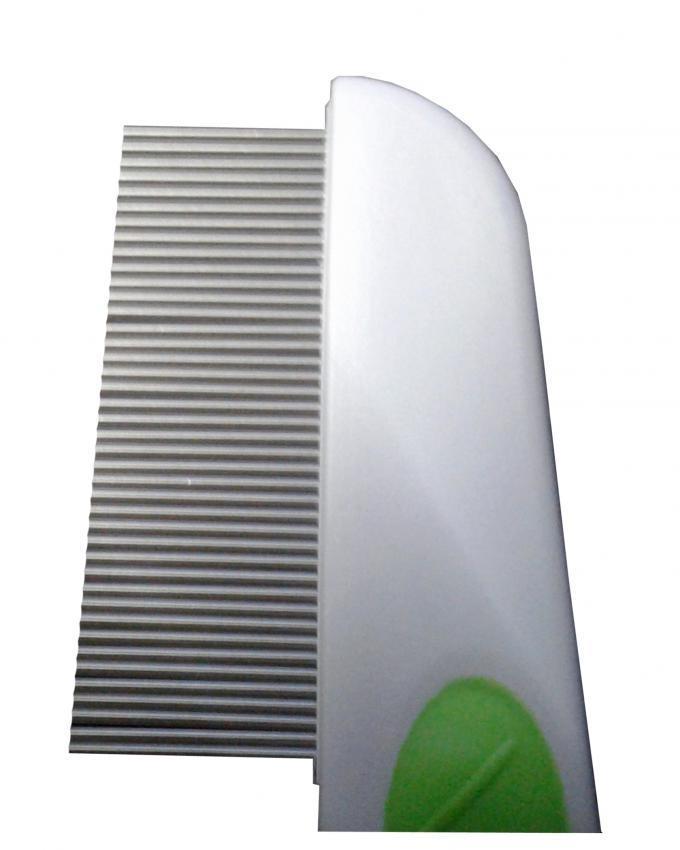 Lice Comb - Green & White