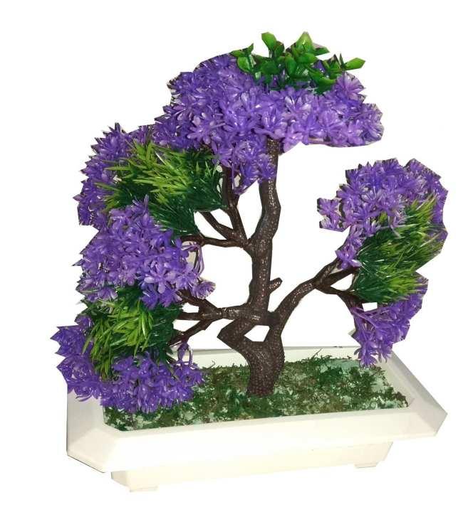 Artificial Decorative Flowers for indoor decoration 26 x 30 cm