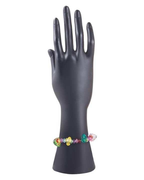 Multi Color Metal Hand Made Fancy Bangle for Women - RIZ-BRC-38