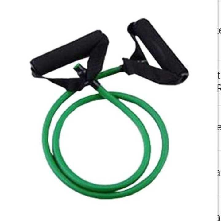 Fitness Equipment Resistance Band Tube Workout Exercise Yoga Training