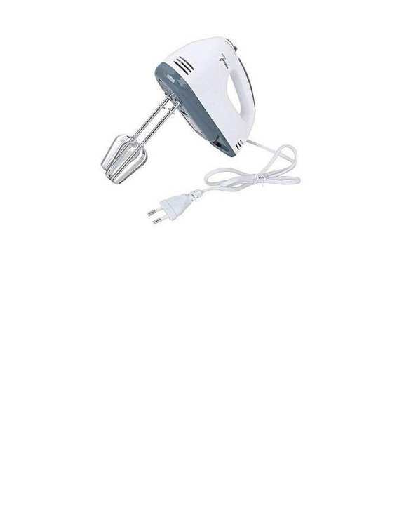 Handheld  Electric  Blending Mixer - White