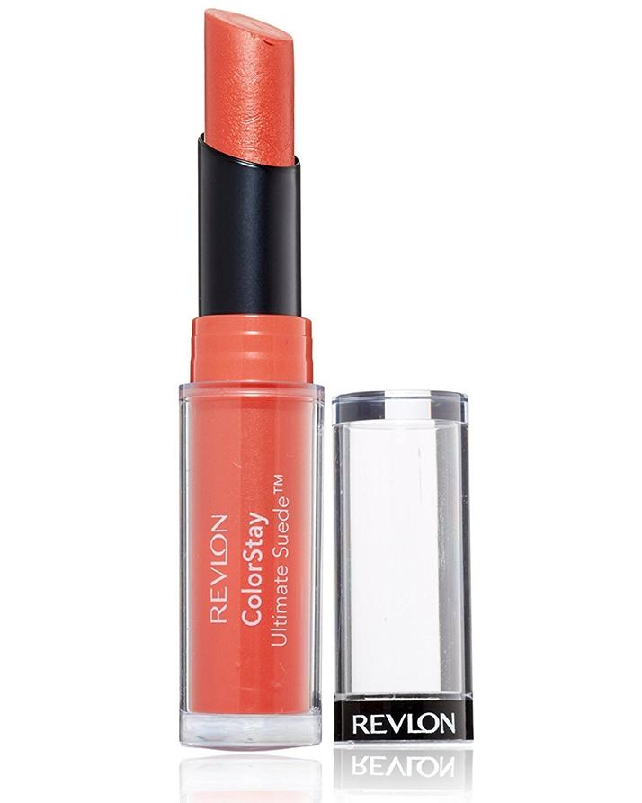 Revlon ColorStay Ultimate Suede Lipstick, Cruise Collection 075