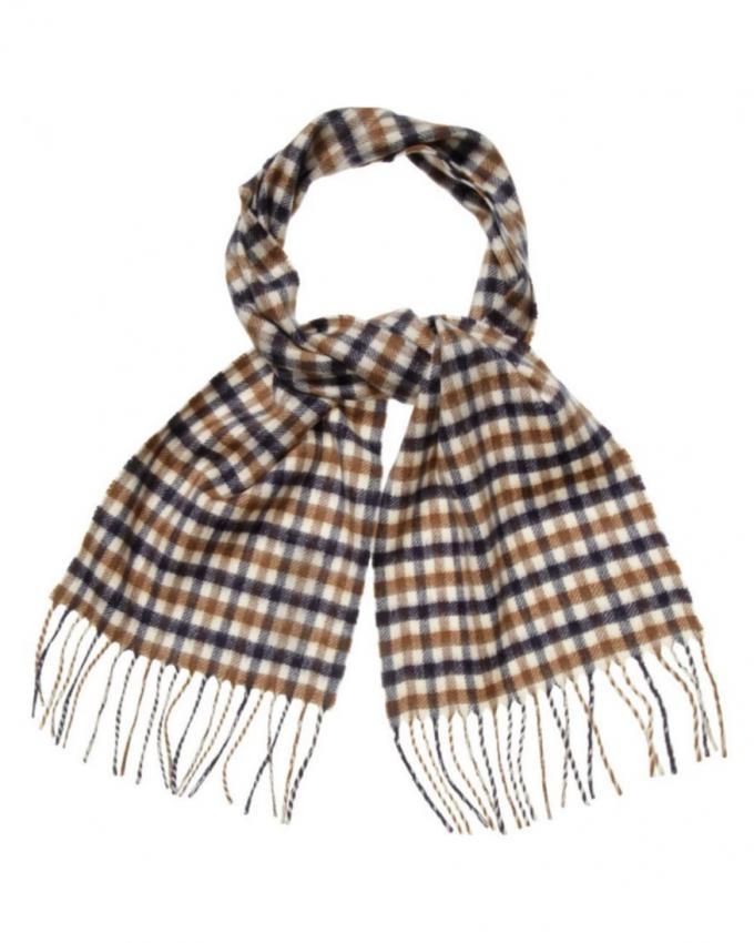 Multi Color 100% Wool Winter Muffler/Scarf
