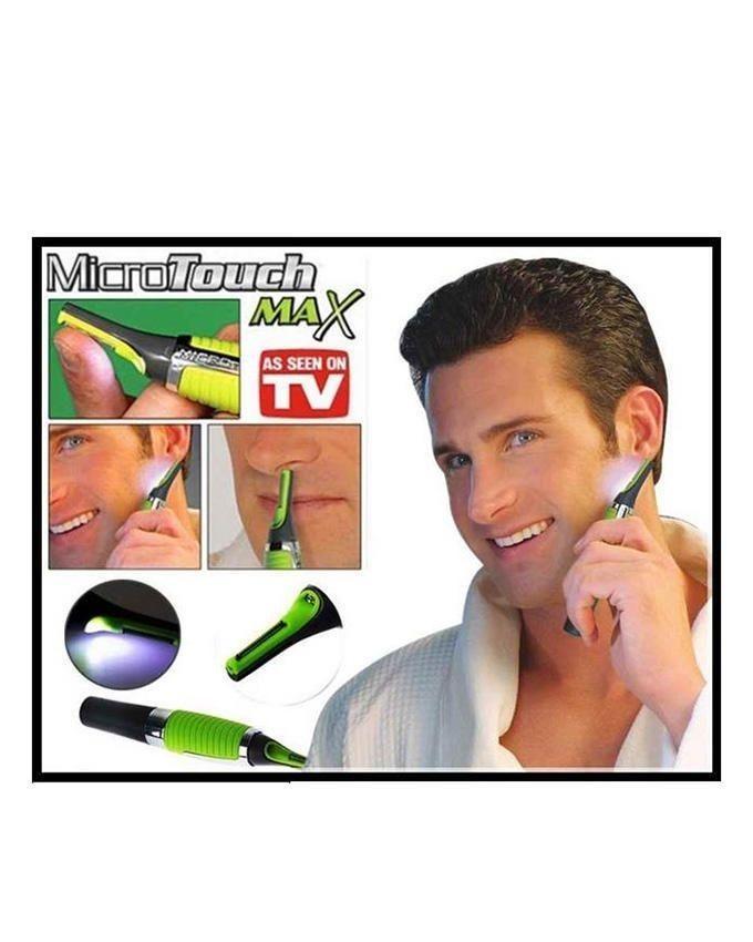 Hair Remover for Men - Green