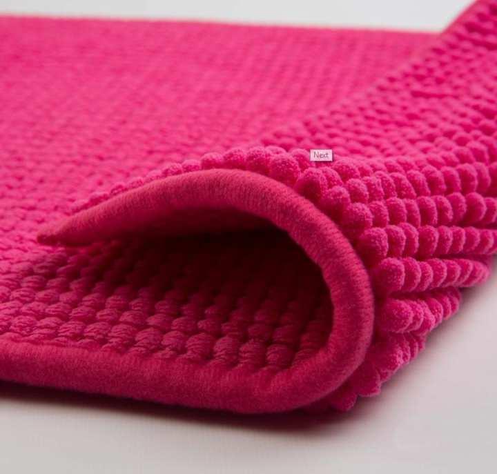 Foot Mat Cotton Small Loop