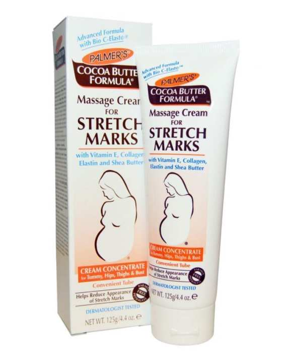 Massage Cream for Stretch Marks - 125 g