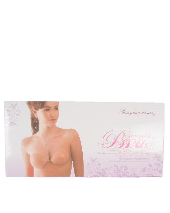Nude Silicone Self Adhesive Bra Cups for Women - JA-HG-SP.