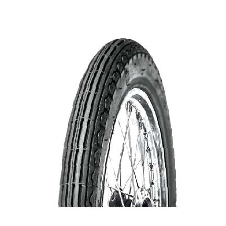 2.75 - 18 (F) Bike Tyre And Tube For Front Wheel