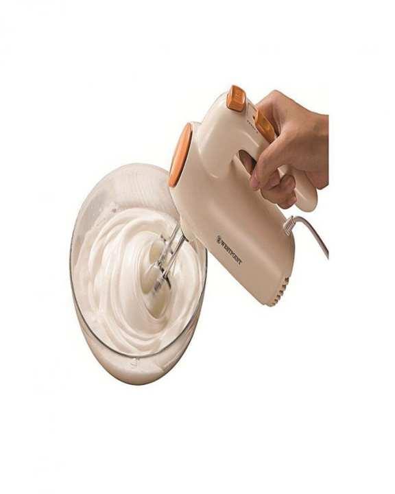 WF-9701 - Deluxe Hand Mixer - 200 Watts - White