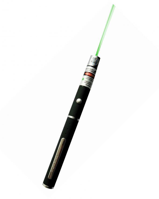 5 in 1 - Green Laser Pointer - Black