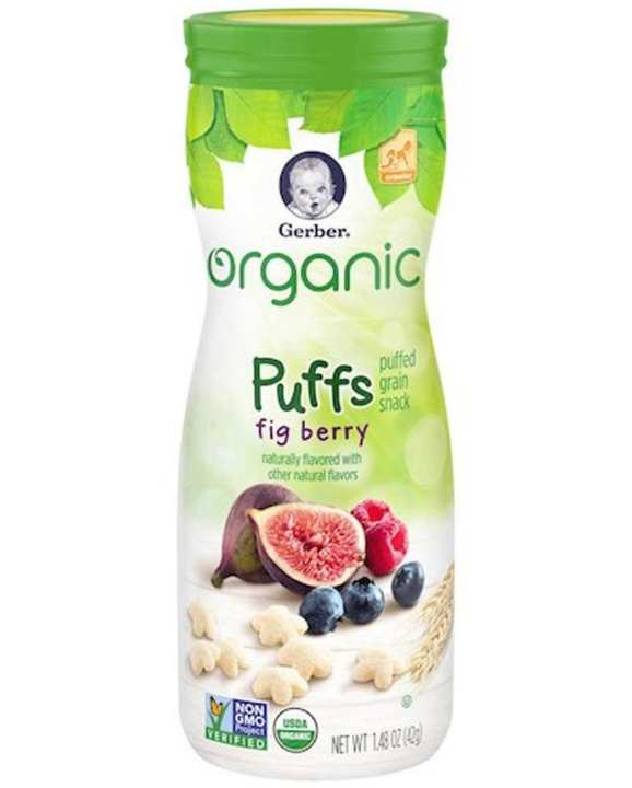 Fig Berry Organic Puffs