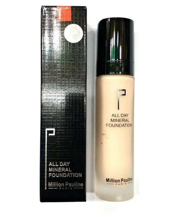 My Choice Million Pauline All Day Mineral Foundation