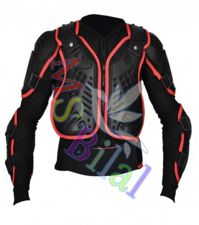Motorbike Motocross Protective Body Armor Jacket CE