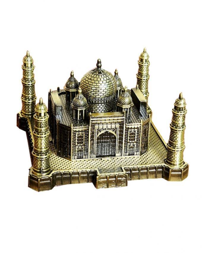 Taj Mahal Metal Model - 13cm