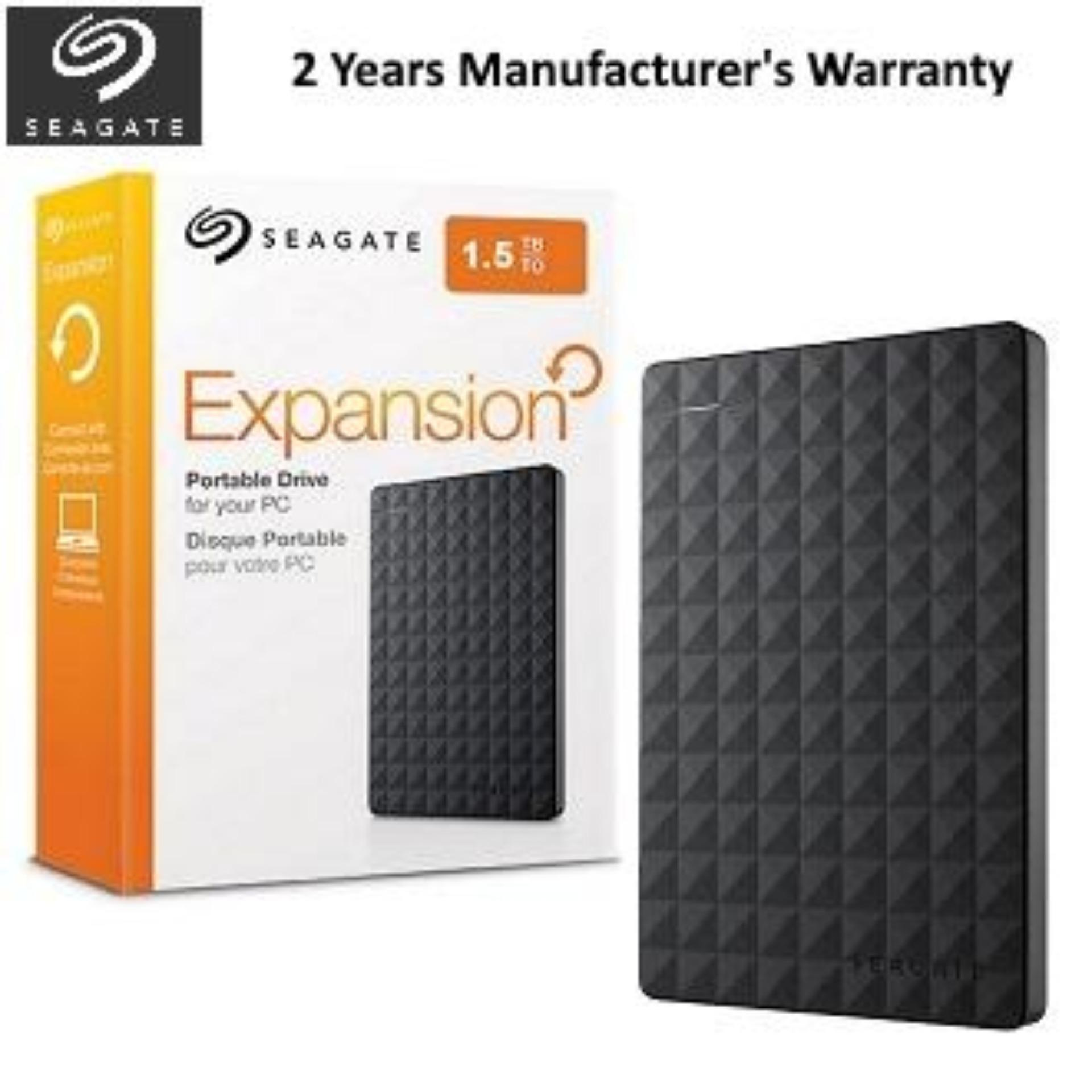 STEA1500400 - Expansion Portable USB 3.0 External Hard Drive - 1.5TB - Black e4833f7fb