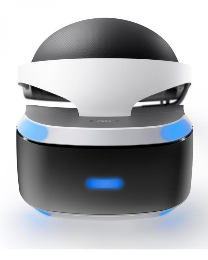 PlayStation VR - Black & White