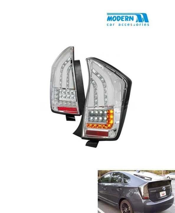 Toyota Prius XW30 LED BackLight - Model 2009-2015