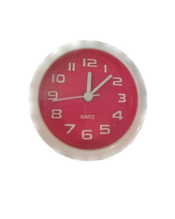 Side Table Watch - Red