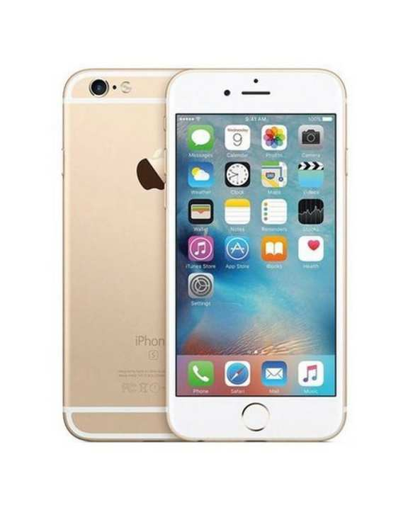 iPhone 6 - 4.7'' - 1GB RAM - 32GB ROM - Without Face Time - Gold