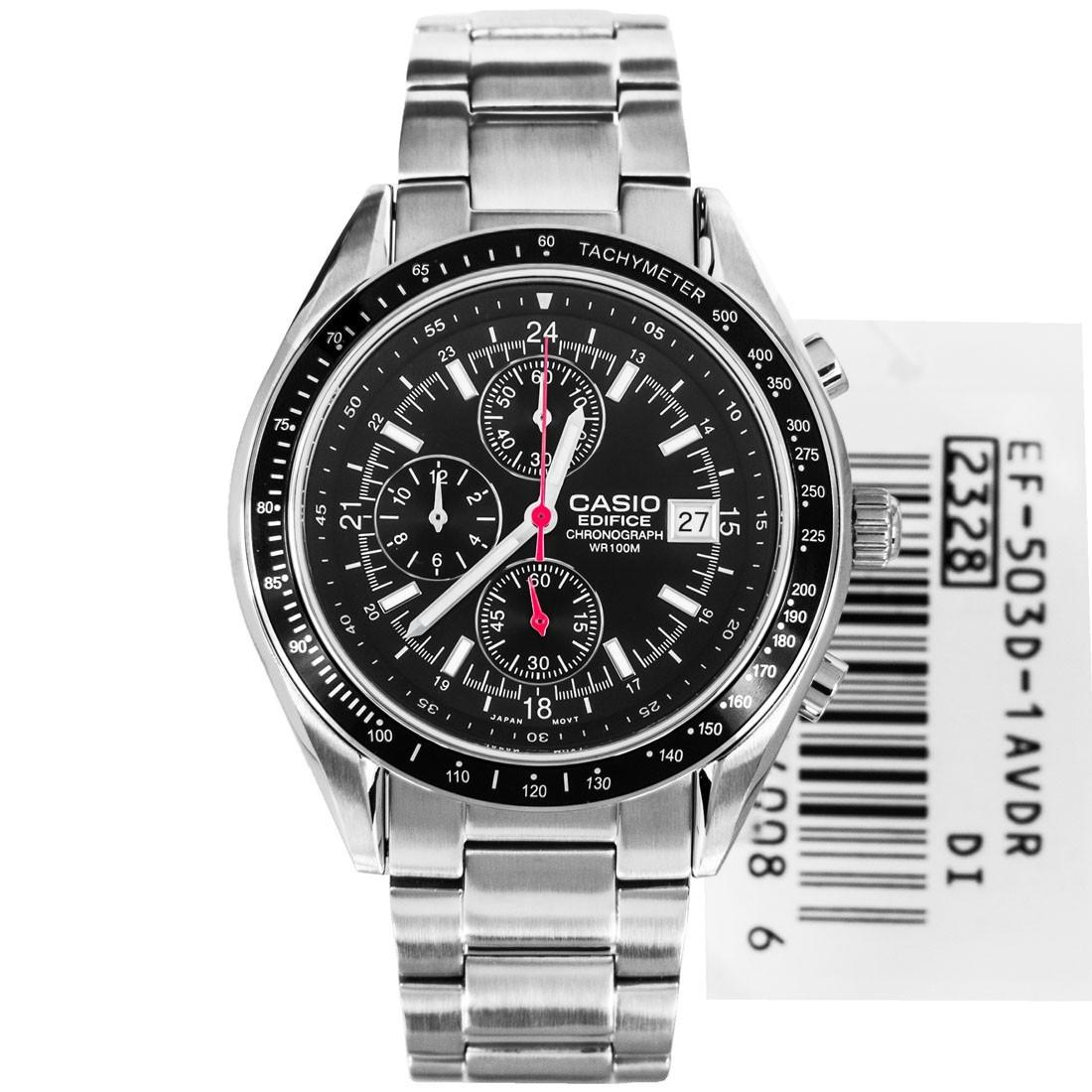 Buy Casio Edifice Men Watches At Best Prices Online In Pakistan Efr 303l 1av Water Resistant Chronograph Watch