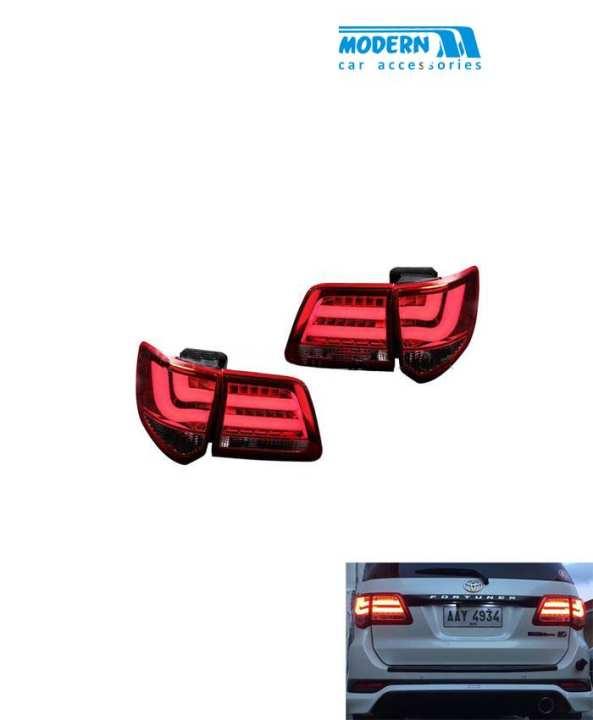 Toyota Fortuner Lexus Style BackLight – Model 2013-2016