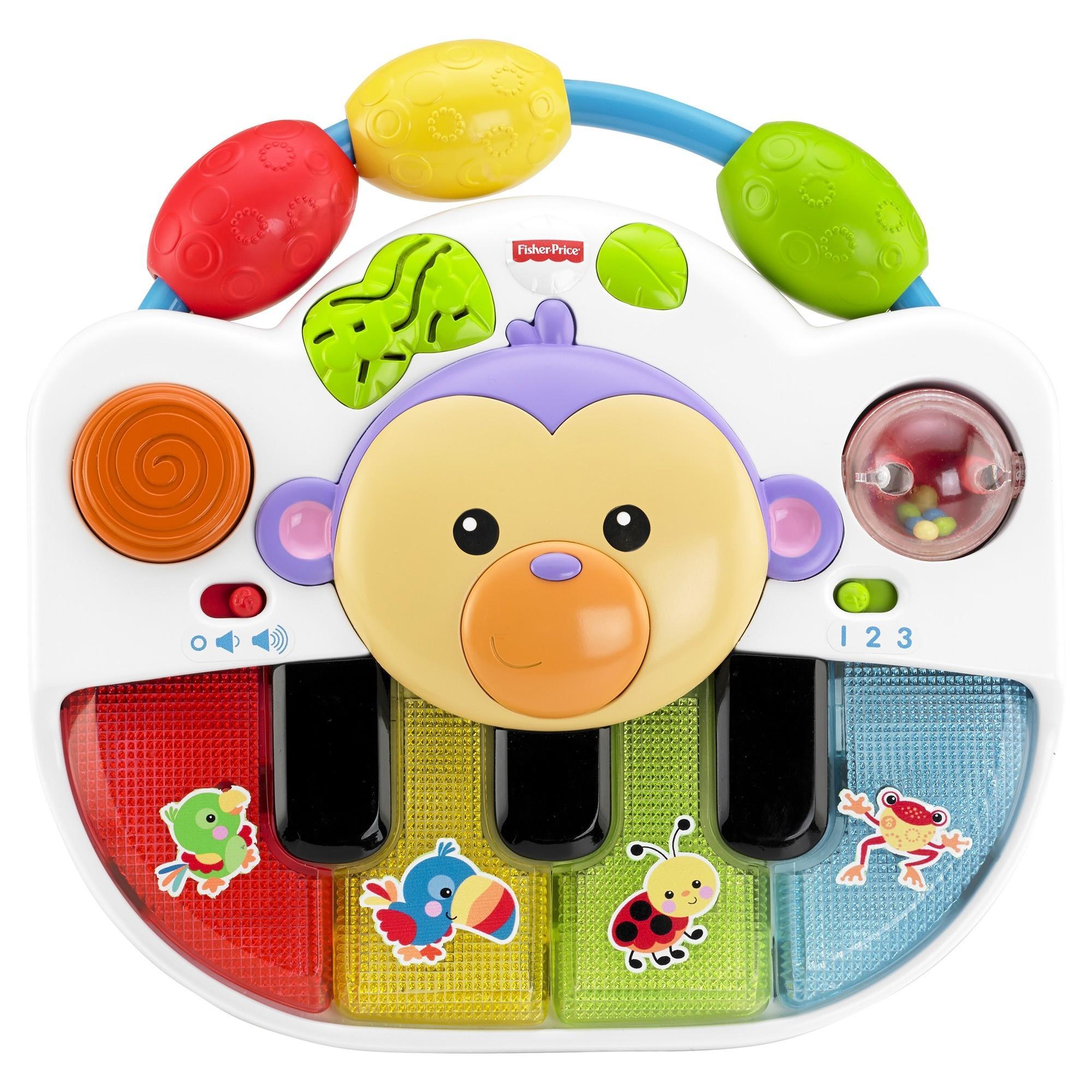 Baby Piano - Multicolor