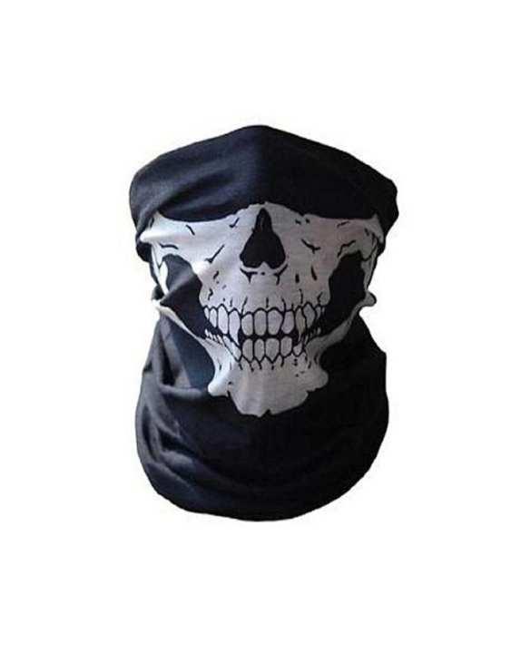 Skull Mask For Bike Riders