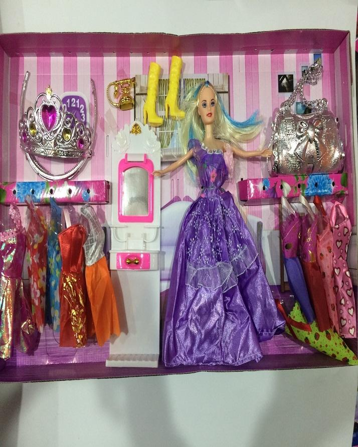 Pretty Doll House Set For Girls Buy Online At Best Prices In