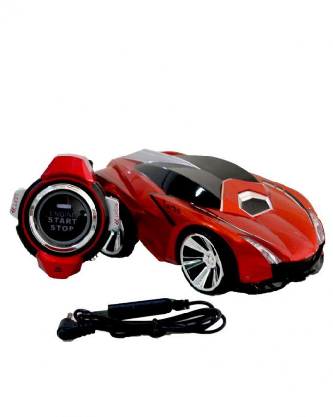 Smart Voice Control Car - Red