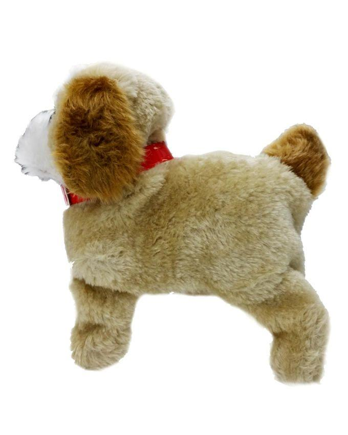 Toys Supper Jumping Doggy - Brown