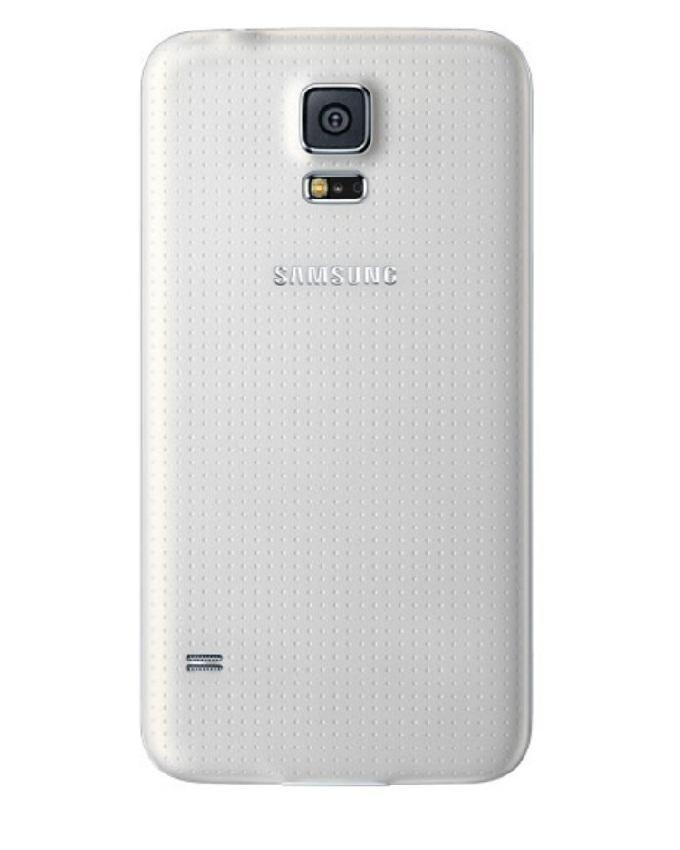 Back Cover For Samsung Galaxy S5 - White