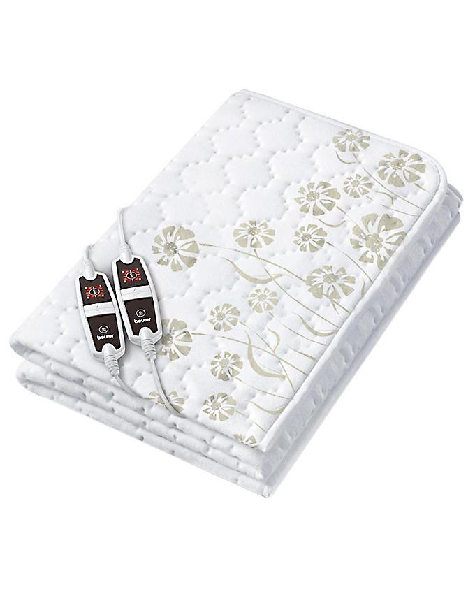 UB68XXL - Double Electric Under Fleece Blanket - White