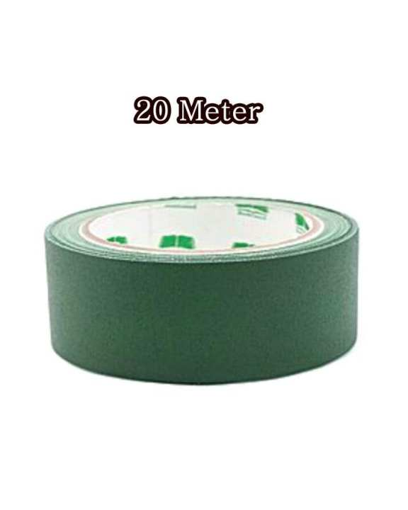 Duct Tape - Binding Tape 20 Meter 2 inch Wide - Green
