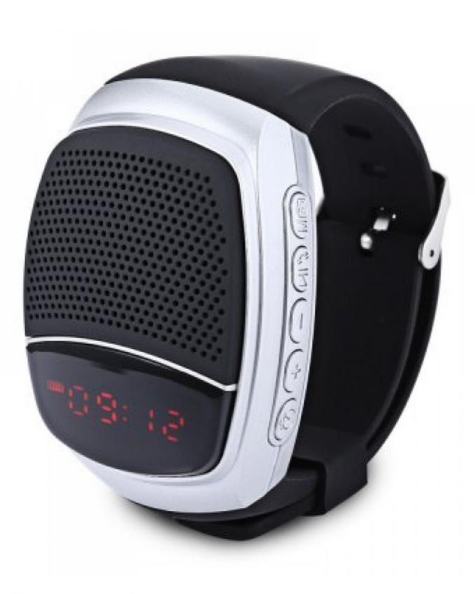 B90 - Sport Music Watch Speaker - Black