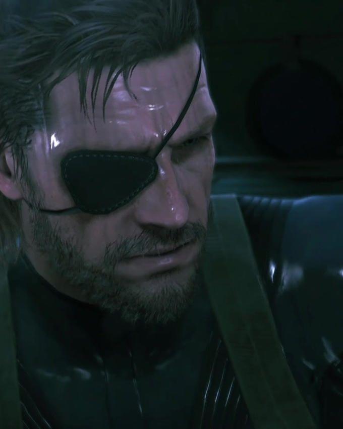 Metal Gear Solid V - PS4