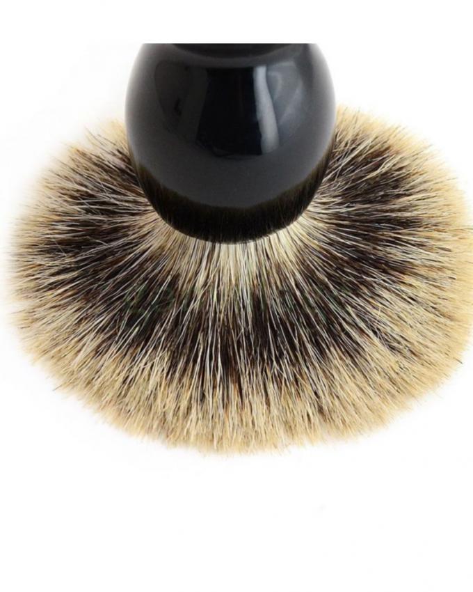 01 - Shaving Brush for Men - Black
