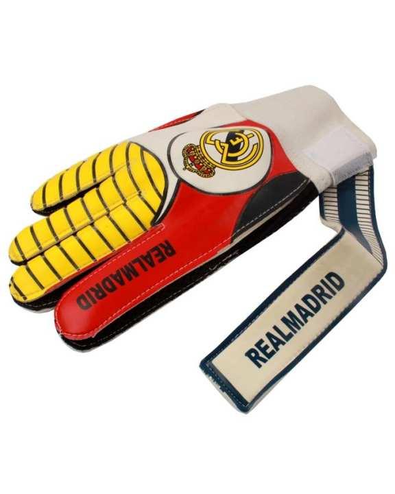 Real Madrid Goalkeeping Gloves - Red