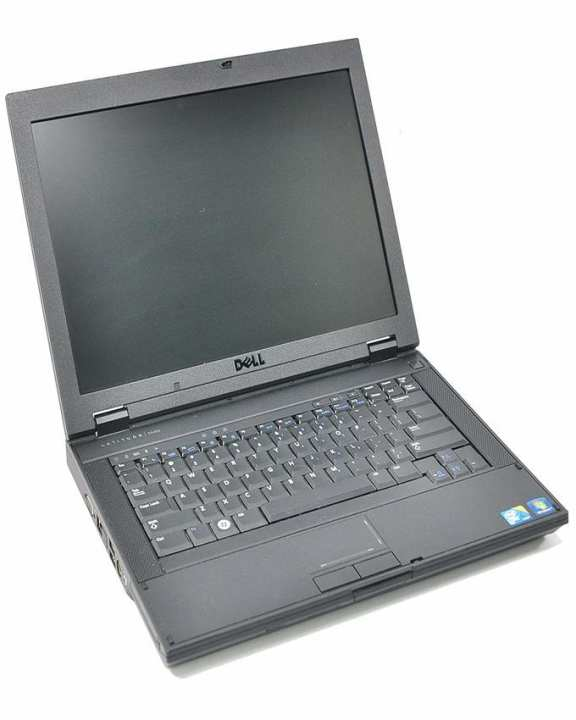 Dell Latitude 14.1-Inches Laptop (Core 2 Duo Dual Core 2.0GHz, 2GBRam, 80GB HDD, DVD Player, Windows 7), Grey