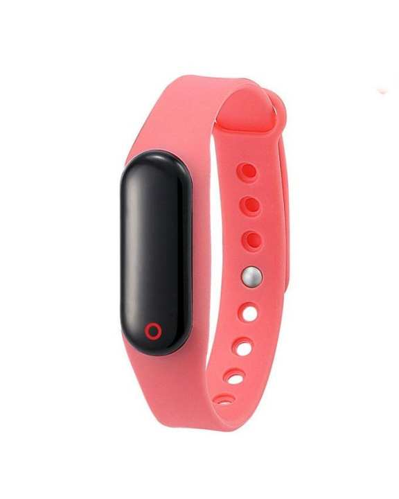 Touch Operated Smart Sport Bracelet - Pink