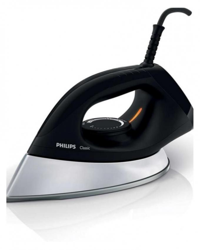 difference between dry iron and steam iron