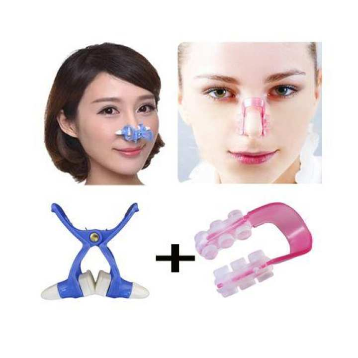 Pack of 2 Nose Shaping Clips