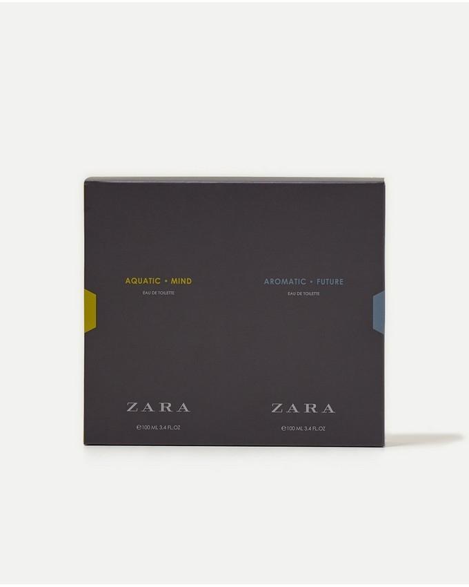 Zara Aromatic Future - 100 ml + Aquatic Mind - 100 ml