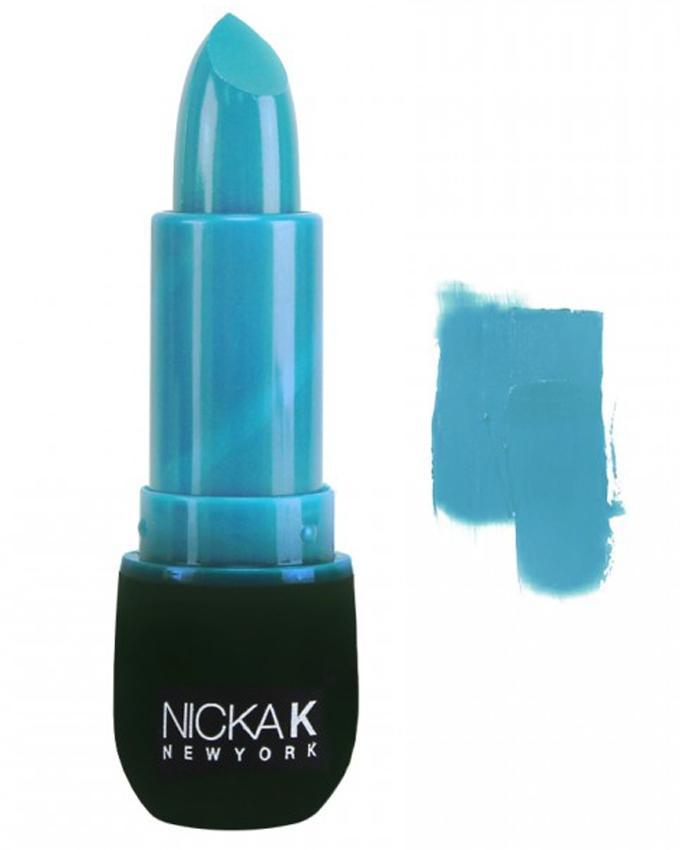 Vivid Matte Lipstick - NMS10 Sky Blue