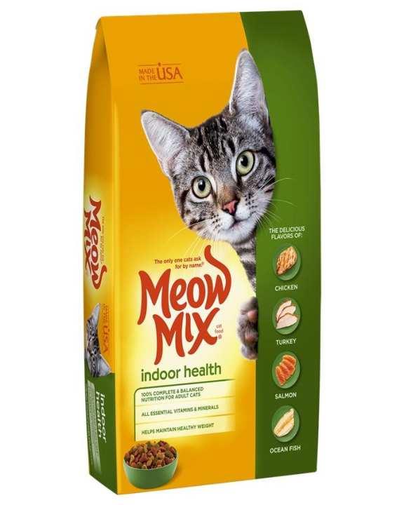 Cat Food - indoor health